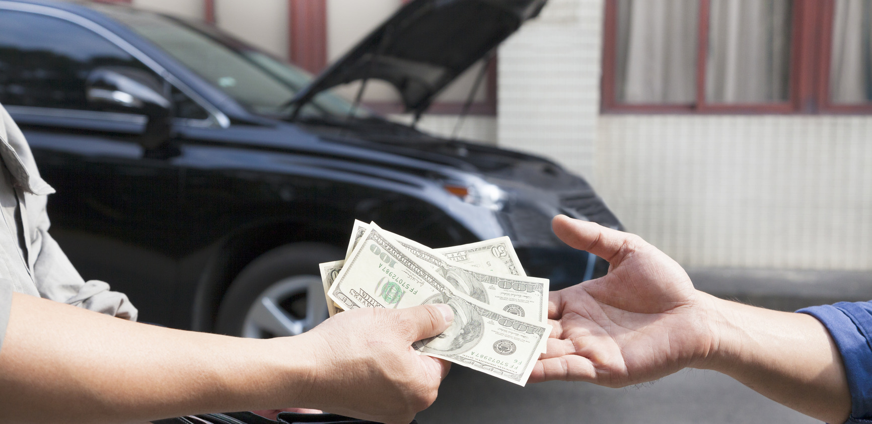 COMMON SENSE TIPS WHEN SELLING YOUR VEHICLE
